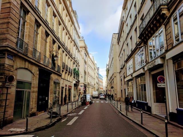 Apartment - Heart of Paris Montorgueil / Sentier