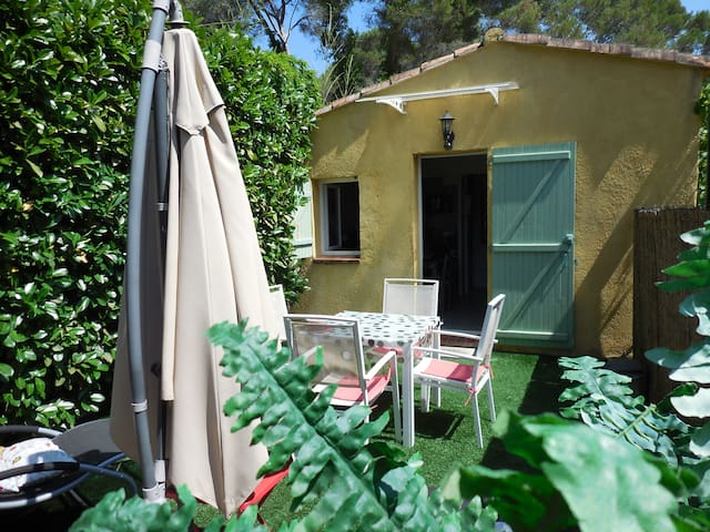 Independent little house - Le Cannet - Dom