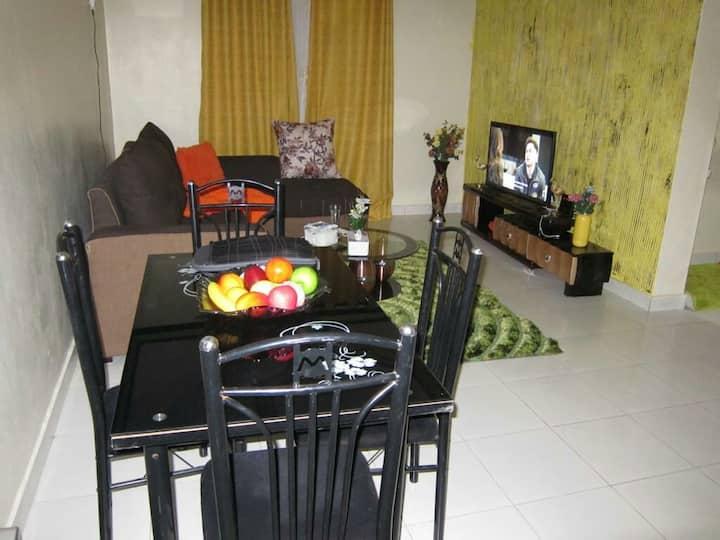 A cosy home near nyali cinemax