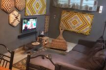 Nyali beach,Cosy Swahili house,1bedroom unit