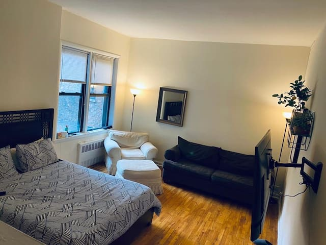 THE PLACE TO STAY IN NYC