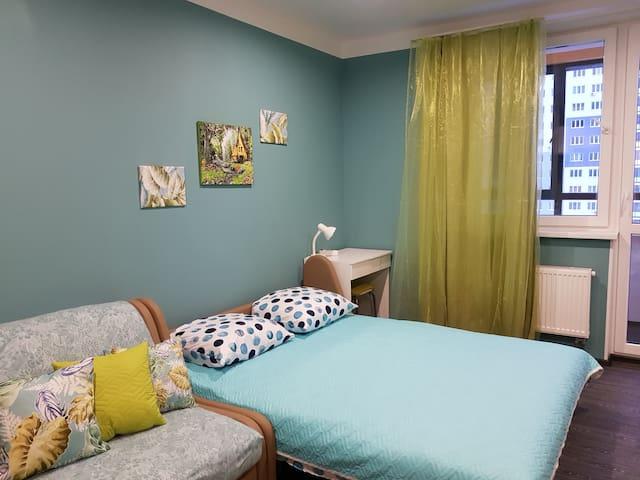 Квартира студия Вертикаль