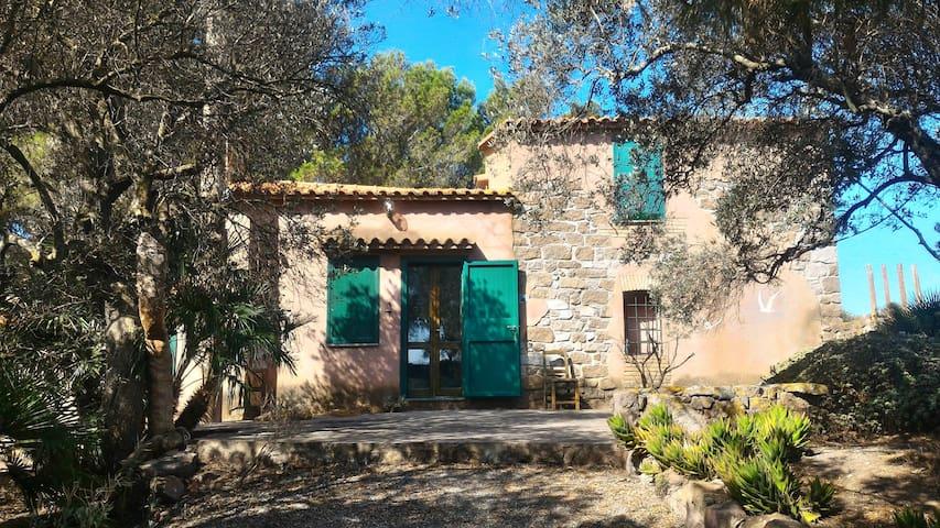 """Villa in campagna """"Sisineddu Ranch"""" - Calasetta - Casa"""