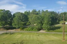 View from the front porch.  2 of 3