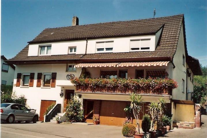 Ferienwohnung Sick (Uhldingen-Mühlhofen), Ferienwohnung Tina