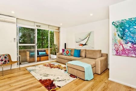 Bondi en-suite room with pool - Apartment