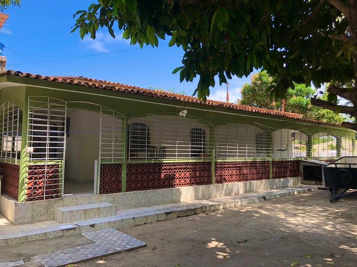 Casa no centro turístico de Porto de Galinhas