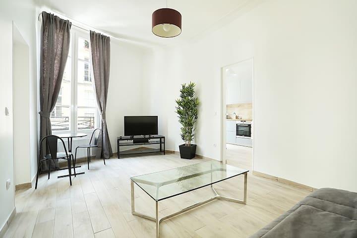 Charming apartment Le Marais / Place des Vosges