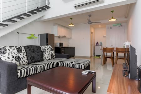 Cosi-Cosi Duplex Home - FAST WiFi - Куала-Лумпур