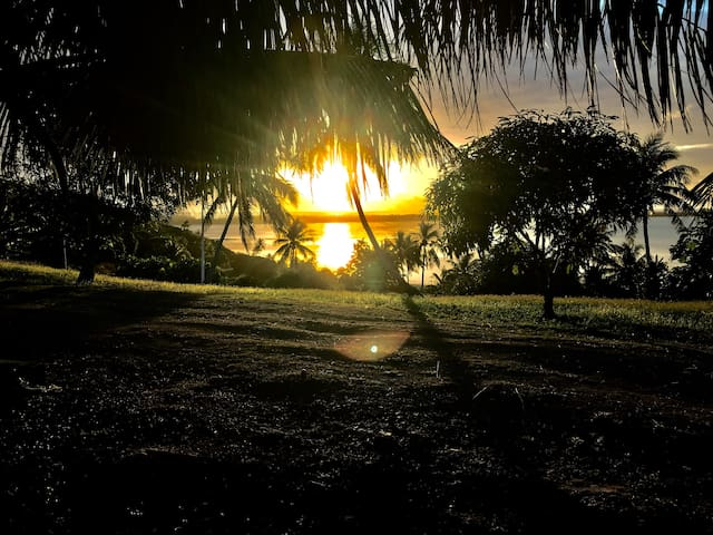 Maupiti Sunset