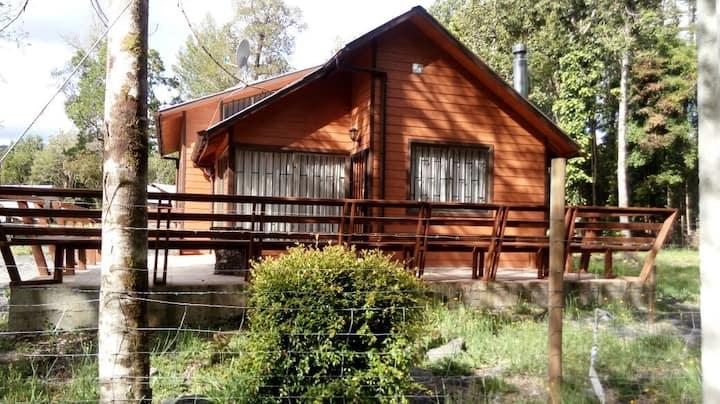 Cabaña para 11 personas en Lican Ray