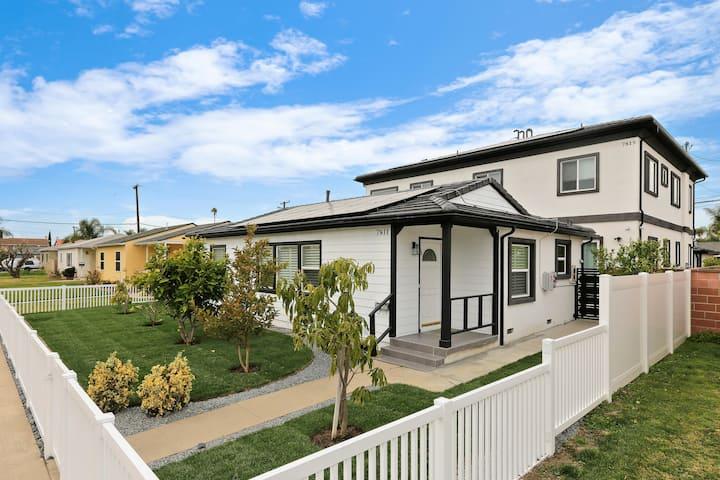 Stylish Cozy Retreat in Orange County