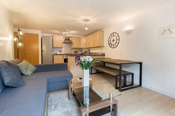 2 Bed City Home from Home Apartment