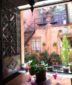 Art-room in downtown - Morelia - Casa