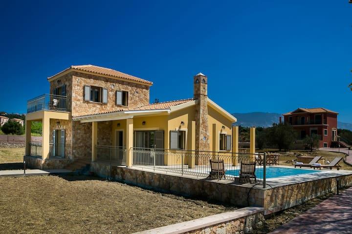 Villa Orion - Svoronata - Casa de campo