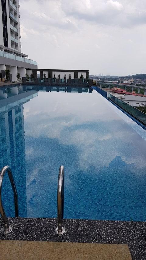 Sg Long Landmark Residence near Balakong & MRT