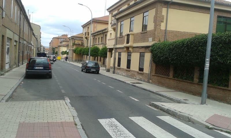 apartamento muy cerca de la muralla - Ávila - Lakás