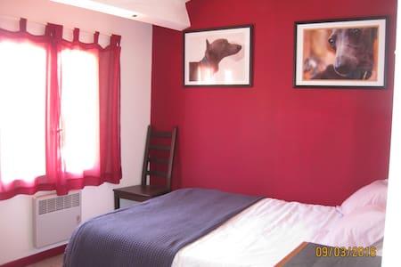 Chambre confort dans maison chaleureuse - Montpellier - Hus