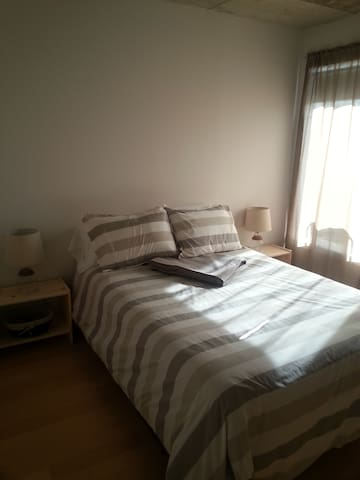 Calm, sereine and sunny new Condo! - Montreal - Apartamento