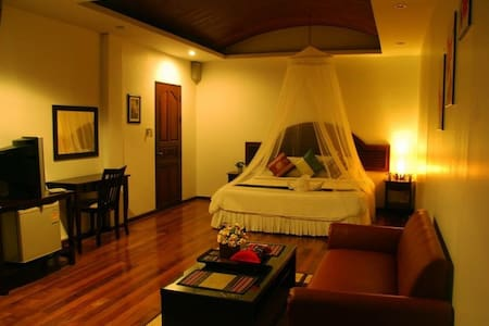 Nawaporn Place Deluxe King bed - Phuket - Wohnung