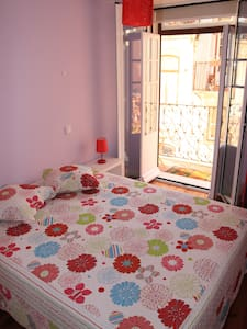 Bright room at the old centre - Coimbra - Bed & Breakfast