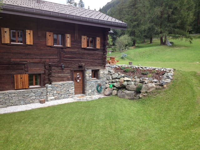 Cosy family Chalet. Pets welcome !