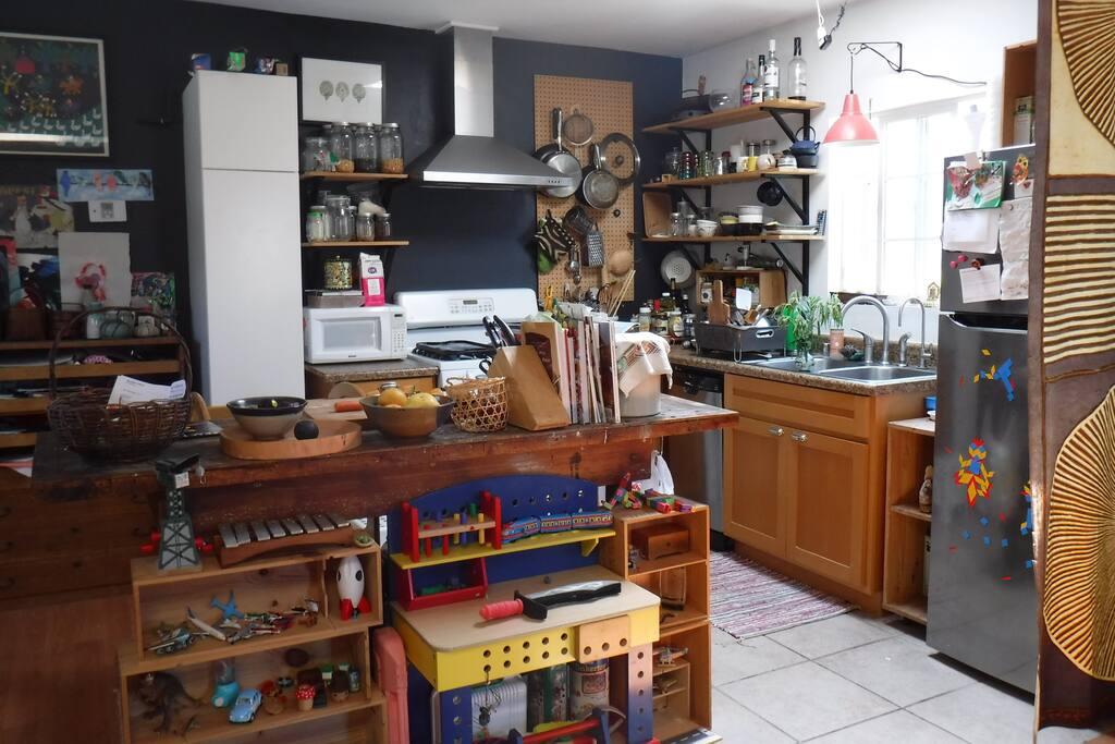 Gluten Free Kitchen