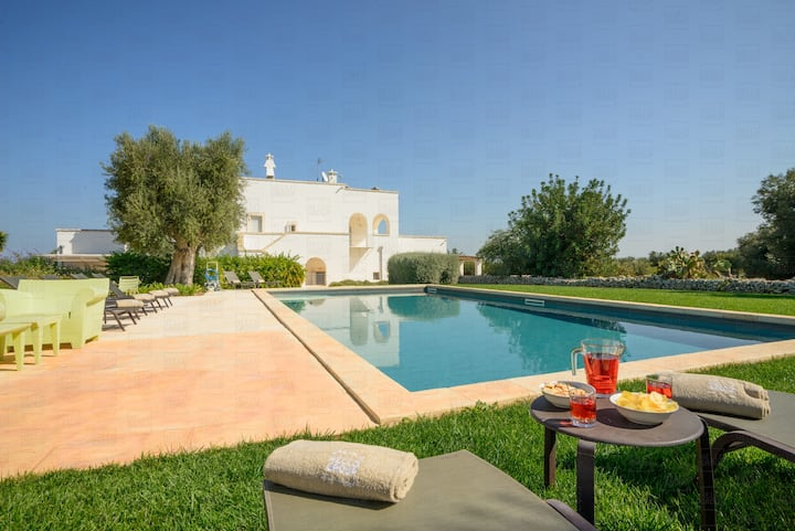 HelloApulia Melograno: Luxury apartment for rent in Puglia