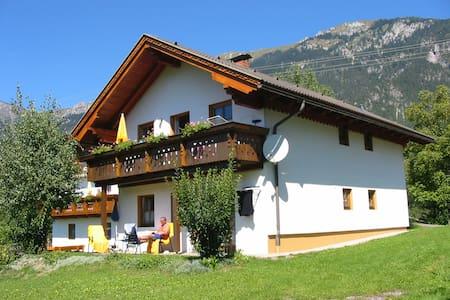 Ferienhaus mit zwei Ferienwohnungen - Sankt Stefan an der Gail