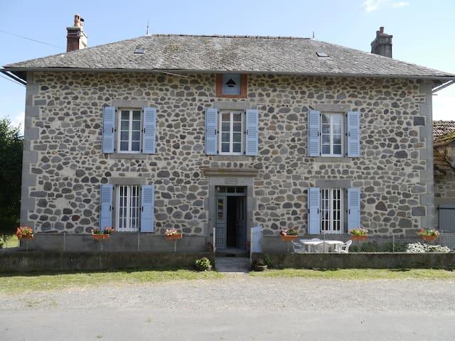 Grande maison auvergnate 180M2 - Vezac - Hus