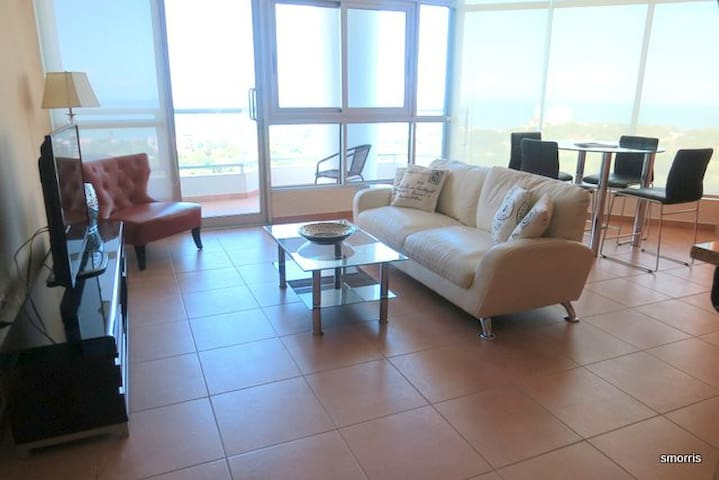 17th Floor Spacious 2 Bedroom Pacific Ocean Views - Playa Coronado - Apartmen