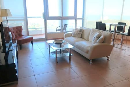 17th Floor Spacious 2 Bedroom Pacific Ocean Views - Playa Coronado - Apartamento