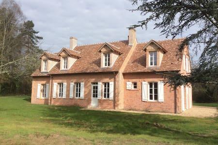 Gîte de charme 8-10 personnes - Sologne des Etangs - Marcilly-en-Gault - Casa