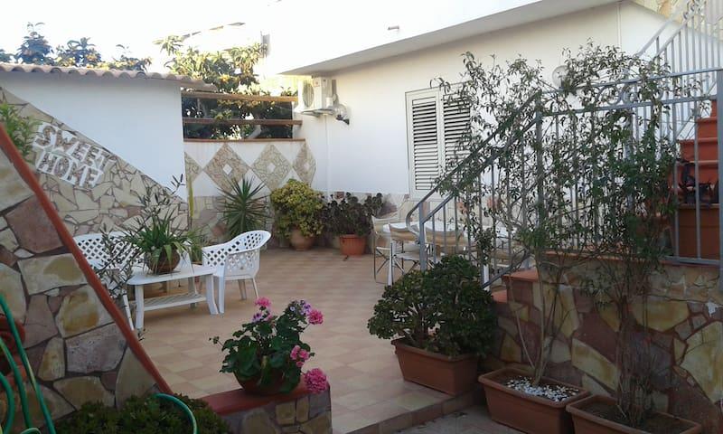 Appartamento a 3km dal mare - Marsala - Leilighet