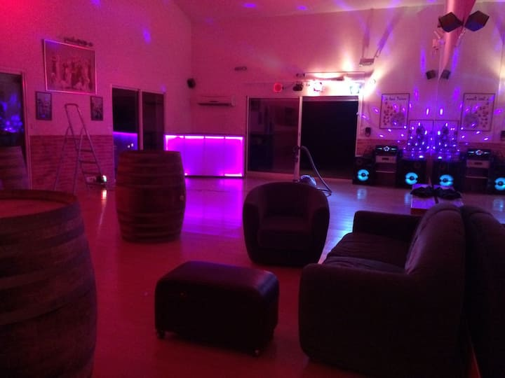 Studio loft 100m2
