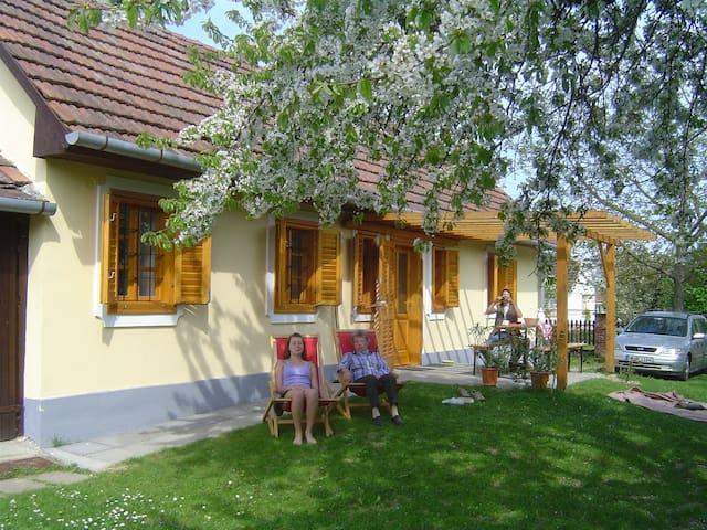 Haus Veri Nostalgie-Ferien-Bauernhof Czinki - Kisrécse - Casa