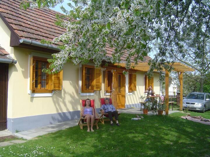 Haus Veri Nostalgie-Ferien-Bauernhof Czinki