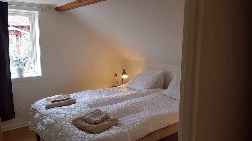 Guestroom 3. In cozy cottage.