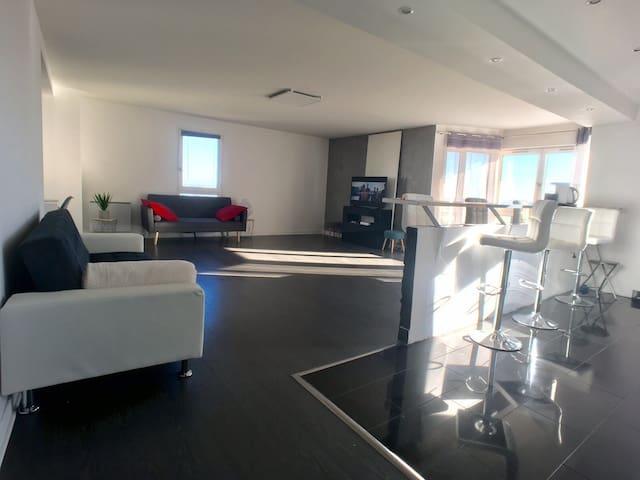Luxueux appartement de 130 m2 proche de paris