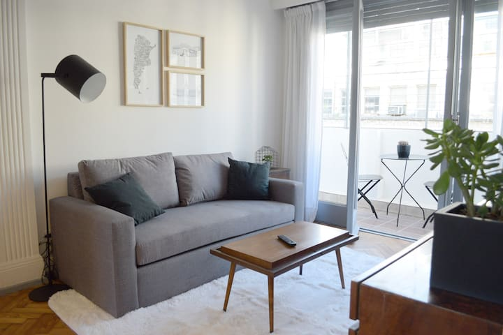 congreso apartment in the center of Buenos Aires