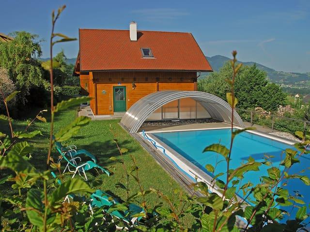 70 m² Chalet Sonnleiten in Schlierbach
