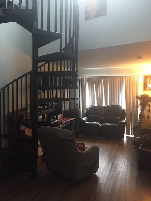 Loft Staircase1