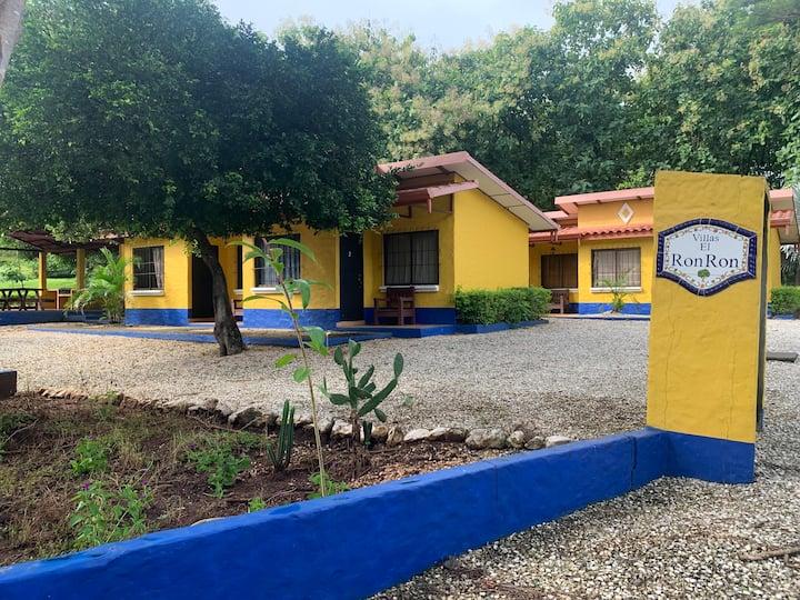 Villas Ron Ron, Guanacaste, 2 personas, Ecologico