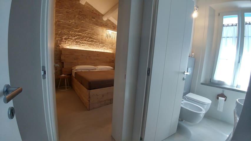 La stanza Alice di Al borgo casa v. - Rimini - Dům