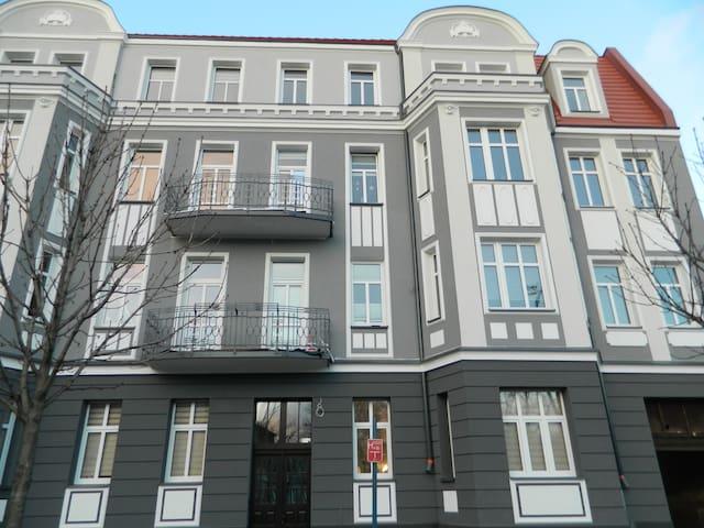 Apartament Grunwaldzka 98