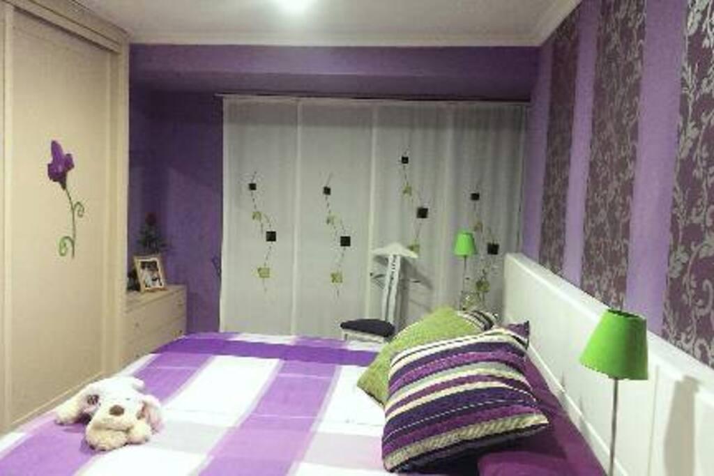 Una habitacion doble cama apartamentos en alquiler - Alquiler de una habitacion en madrid ...