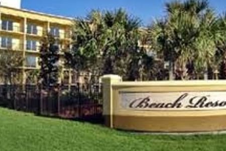 Cozy Beach Condo Just Steps from the Beach!  211