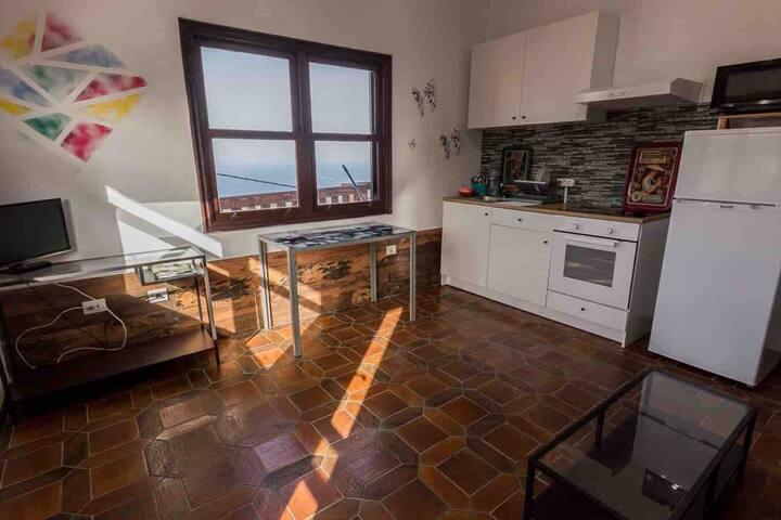 Casa Mya - Apartamento moderno con increíble vista