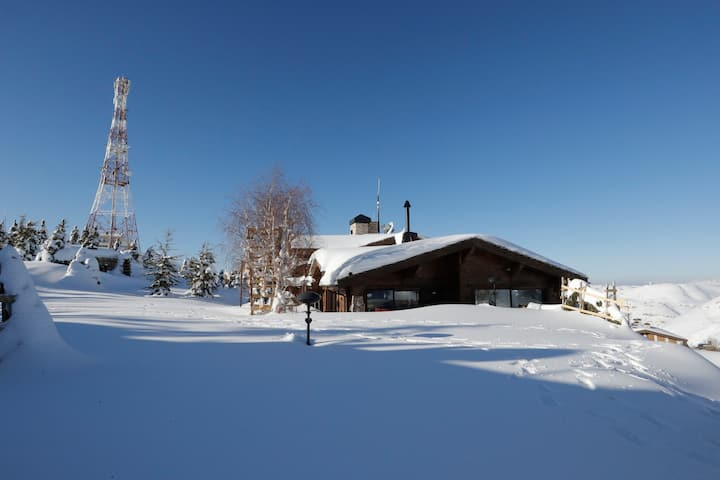 Faraya Chalet Guesthouse - Right On the Slopes