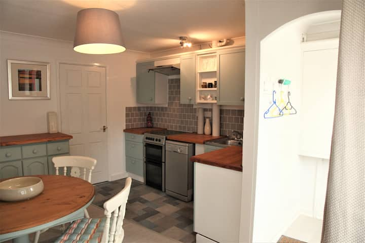 Relaxing 2 bed house in Royal Leamington Spa